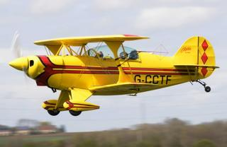 Pitts S-2A Special (G-CCTF)