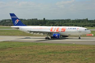 Airbus A300B4 d'ULS airline