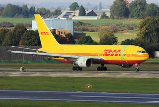 Boeing 767-205(PC) de DHL (ABX Air)