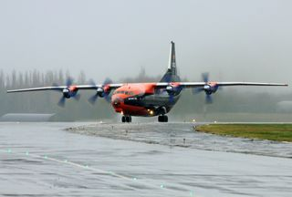 Antonov An-12BK de Cavok Air