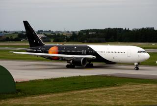 B767 Titan Airways